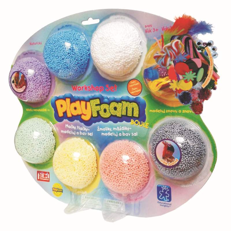 PlayFoam® Boule - Workshop set (CZ/SK)