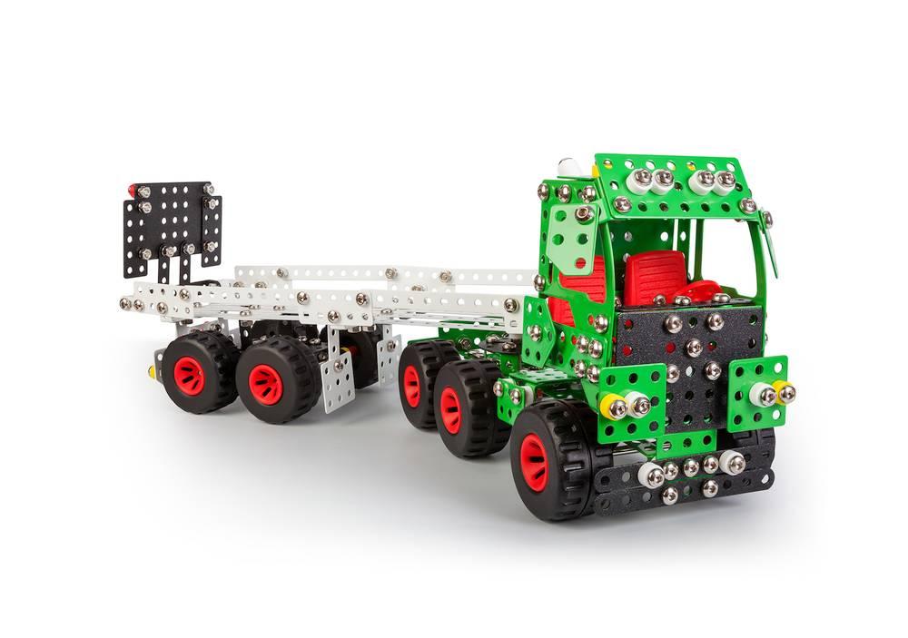 Model Malý konstruktér PROFI - Super Truck